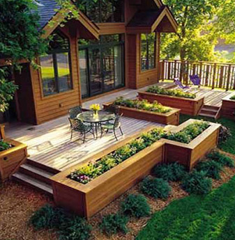 Above Ground Garden Box Plans