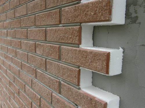 фото фасадных панелей под камень