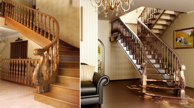 dreven schodisko. Black Bedroom Furniture Sets. Home Design Ideas