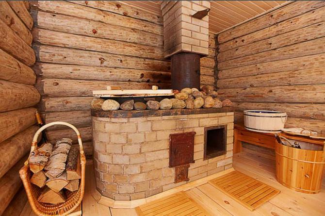 Банная печь из кирпича своими руками фото 843