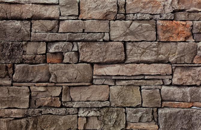 Nový kamenný obklad - KAMEŇ ZRUBOVÝ