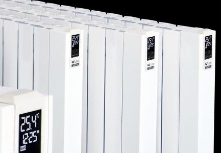 Elektrické olejové radiátory s montážou na stenu IQ line TOUCH