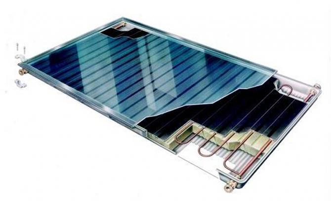 Najpredávanejší slnečný kolektor TS300 verzus vákuový TS400